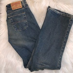 Express Precision Fit Jeans 5/6R